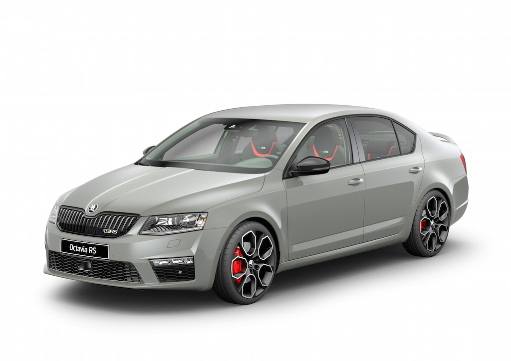 2015 skoda octavia rs 230 xxi century cars. Black Bedroom Furniture Sets. Home Design Ideas
