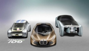 © BMW Group / BMW Group - THE NEXT 100 YEARS