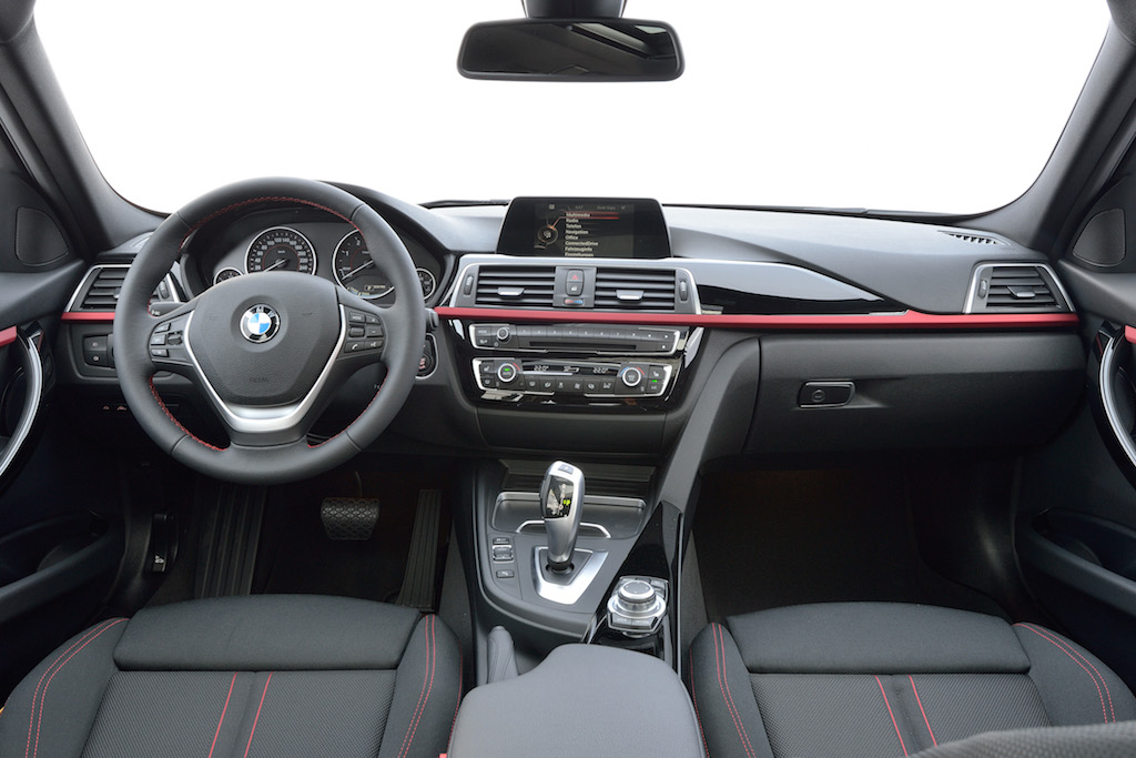 © BMW Group / Der neue BMW 320d Touring EfficientDynamics ...